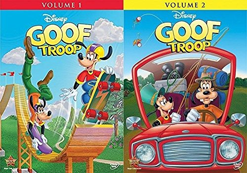 Disney's Goof Troop: Volume 1 & 2 Complete Series [DVD SET]