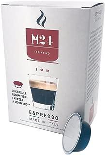 120 Cápsulas compatibles Lavazza a modo mio - Caffè H24