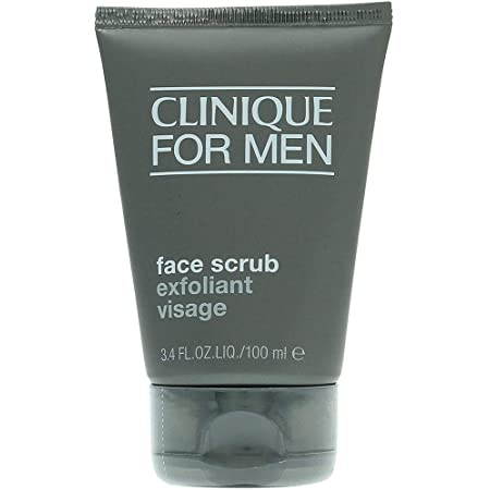 Clinique For Men Face Scrub 3 4 Oz Beauty