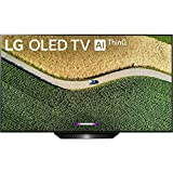 LG OLED55B9PUA B9 Series 55' 4K Ultra HD Smart OLED TV (2019)