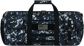 navy digital camo bag