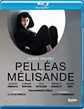Pell,as et M,lisande [Blu-ray]