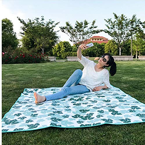 Vanzelu Picknick-Matte Outdoor Camping Strand Outdoor Sitzmatte Utralight-Isomatte