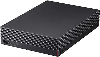バッファロー HD-NRLD3.0U3-BA 3TB 外付けハードディスクドライブ スタンダードモデル ブラック
