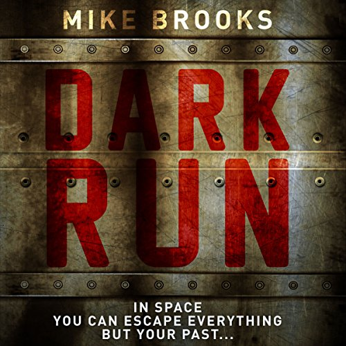 Dark Run audiobook cover art