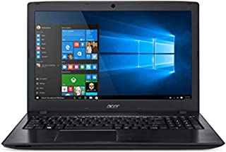 Acer Aspire E 15, Laptop 15.6 pulgadas Full HD, 8º Gen Intel Core i3-8130U, 6GB de memoria RAM, 1TB HDD, 8X DVD, E5-576-392H, Únicamente laptop, Negro obsidiana, Intel i3/6GB/1TB HDD