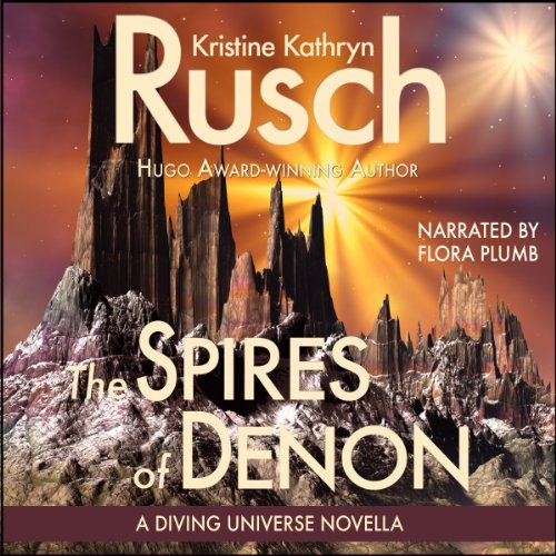 Couverture de The Spires of Denon