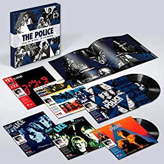 Every Move You Make: The Studio Recordings [6 LP] by The Police (B07FT6JN9R) | Amazon price tracker / tracking, Amazon price history charts, Amazon price watches, Amazon price drop alerts