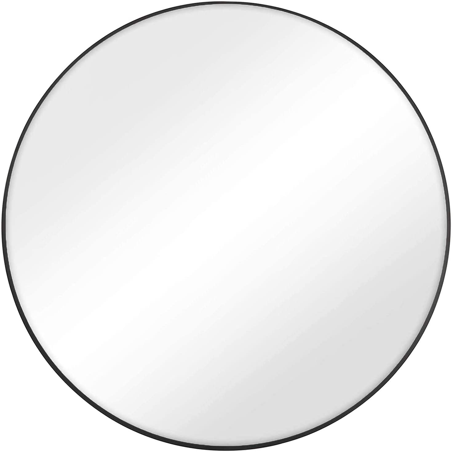 Special price SONGMICS Round Wall Mirror Circle Di All items free shipping Decorative 30-Inch