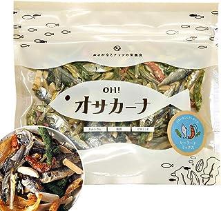 OH!オサカーナ100g(シーフードミックス)小魚 アーモンド