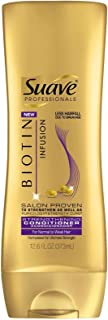 Suave Strengthening Conditioner Biotin Infusion 12.6 Ounce, 1 ct