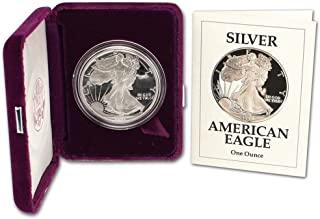 Best 1991 s silver eagle proof Reviews