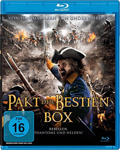 Pakt der Bestien - Box [Blu-ray]
