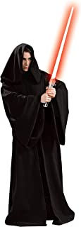 Rubie's Costume Men's Star Wars Super Deluxe Adult Hooded Sith Robe