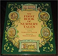 My First Book of Nursery Tales: Five Favorite Bedtime Tales 0394853962 Book Cover