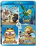 Pack Animales 3D: Las Aventuras De Sammy + Animals...