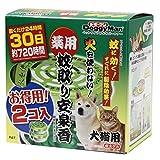 ドギーマン 薬用 蚊取り安泉香 お得用 2個 (まとめ買い)