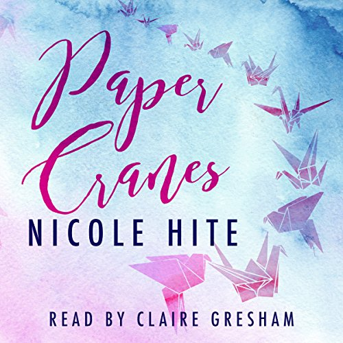 Paper Cranes audiobook cover art