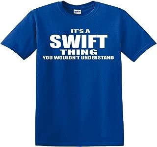 Gildan Swift Thing Royal Blue T Shirt