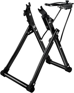 JVSISM Bike Wheel Truing Stand Home Mechanic Truing Stand for 16-29 700C Wheels