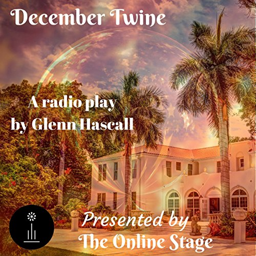 December Twine audiobook cover art