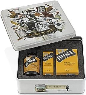 Proraso Beard Kit Wood & Spice 3-częściowy zestaw