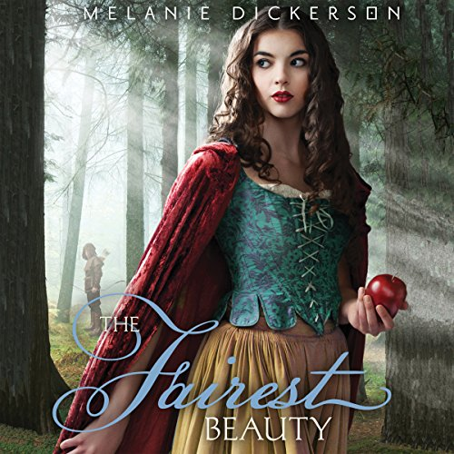 The Fairest Beauty audiobook cover art