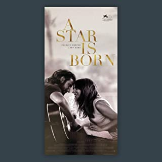 Filmposter Original A Star Is Born - 33 x 70 cm