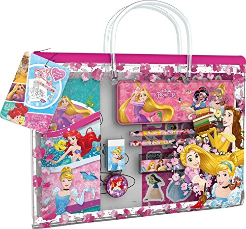 Fun Bag. Princesas Disney (SET CREATIVOS)