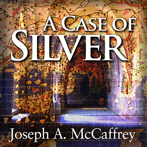 A Case of Silver audiobook cover art