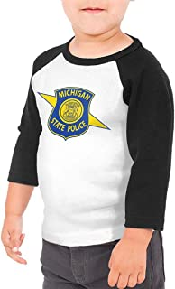 Yimo Best Dad Ever Unisex Toddler Baseball Jersey Contrast 3//4 Sleeves Tee