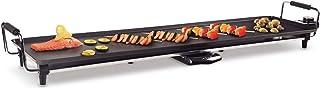 IKOHS TEPPANYAKI TP-XL - Plancha grill style japonais, plancha à griller électrique, cuisine égale, sur toute la surface, ...