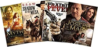Ultimate Kevin Sorbo DVD Collection: Shadow on the Mesa / Prairie Fever / Joseph & Mary / Mythica: A Quest for Heroes