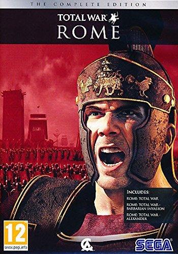 Rome Total War Complete Edition (PC DVD) [Edizione: Regno Unito]