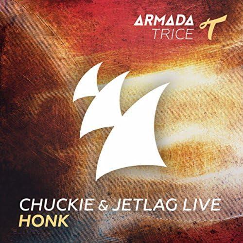 Chuckie & Jetlag Live