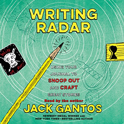 Writing Radar audiobook cover art