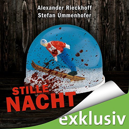 Stille Nacht (Hubertus Hummel 2) audiobook cover art