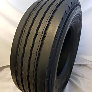 (2-Tires) 385/65R22.5 20 PLY ROAD CREW # T-910 - BLT08 TRUCK RADIAL STEER 38565225
