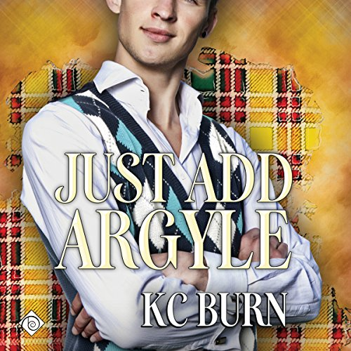 Couverture de Just Add Argyle