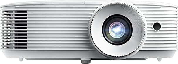 Optoma WU334 WUXGA High Brightness 3D DLP Office and Business Projector for meeting rooms and classrooms, Long 15,000h lamp life with bright 3,600 lumens for lights on viewing