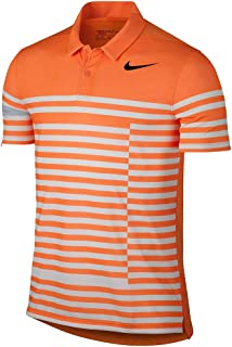 Nike Modern Fit Transition Dry 4/1 Printed Golf Polo 2017