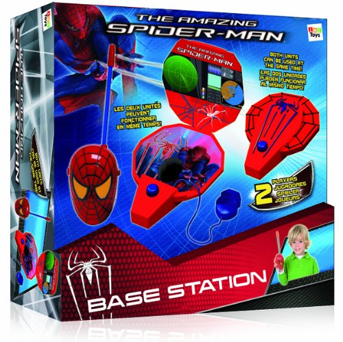 Spiderman - 550704 - Jeu Électronique - Base Station - Spider-Man 4