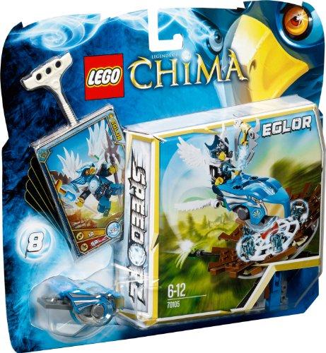 Lego 70105 Legends of Chima - Le piège du nid