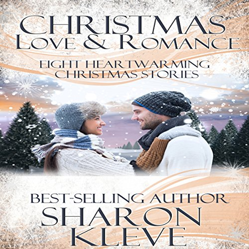 Christmas Love & Romance audiobook cover art
