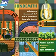 Best hindemith concerto for orchestra Reviews