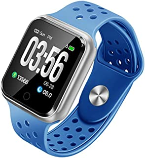 YZY Pulsera Actividad, Salud Inteligente Podómetro Reloj con Heart Rate Sleep Monitor, IP67 Waterproof Activity Tracker Step Tracker para Mujeres y Hombres