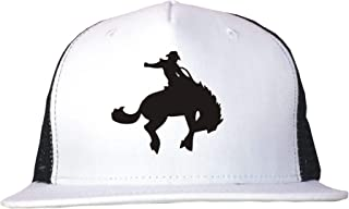 bucking horse logo