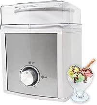 Professional Electric 2-Quart Ice Cream Maker & Frozen Yogurt Sorbet Maker 2.5 Liter, White-Comes With 2 Year Warranty