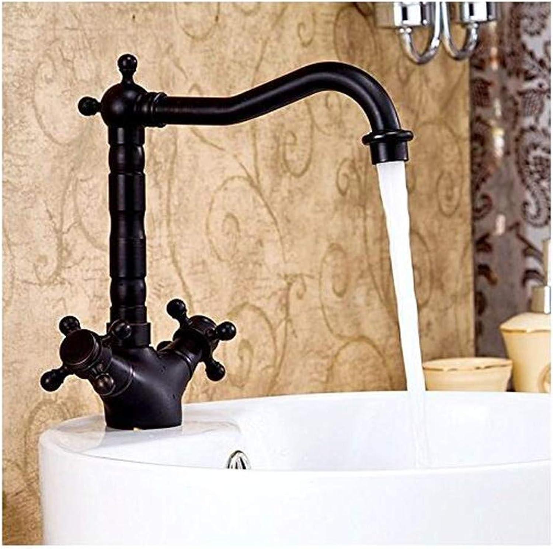 Wasserhahn Moderne Mischbatterie Waschbecken Wasserhahn Mischbatterie l Eingerieben Bronze Waschbecken Wasserhahn Mischbatterie Deck Montiert Becken Wasserhahn Einhand