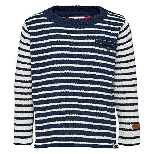 Lego Wear Lego Duplo Boy Keenan 301-Sweatshirt aus Strick Sweat-Shirt, Blau (Blau (Dark Navy 589) 589), 3 Ans Bébé garçon